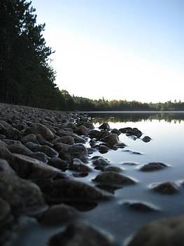 Pebbled Shore by Dan Kincaid