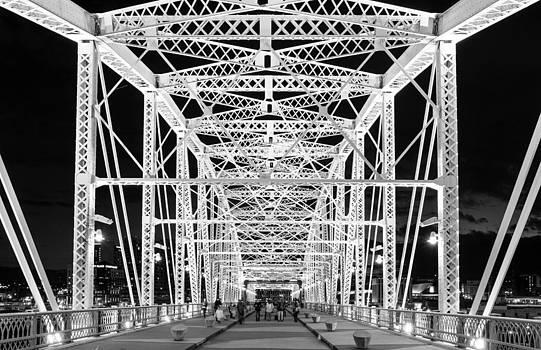 Pedestrian Bridge by John Zocco
