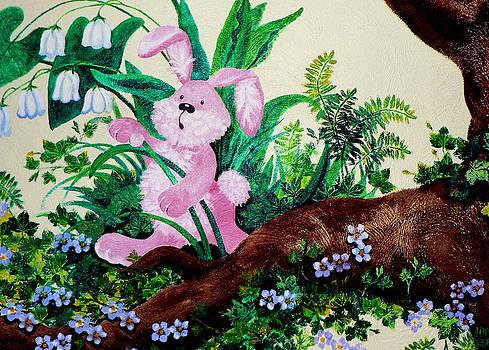 Hanne Lore Koehler - Peeking Bunny