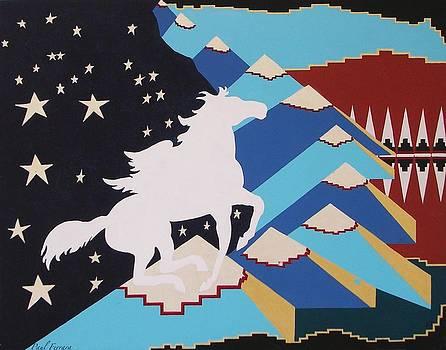Pegasus by Paul Ferrara