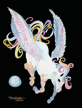 Pegasus by Shelley Overton