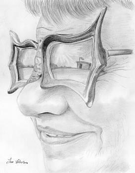 Peggy Guggenheim by Jose Valeriano