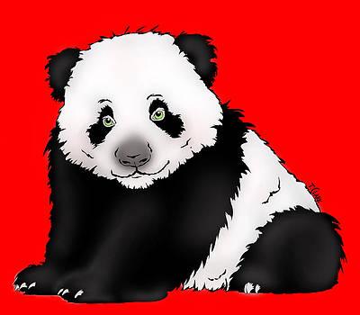 Peggy the Panda by Tony Clark