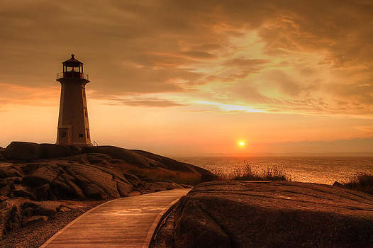 Peggy's Point by Terry Cervi