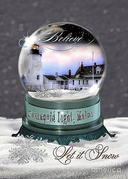 Brenda Giasson - Pemaquid Christmas