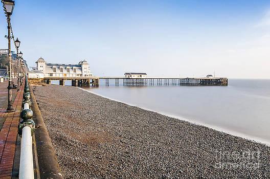 Steve Purnell - Penarth Pier Long Exposure 1