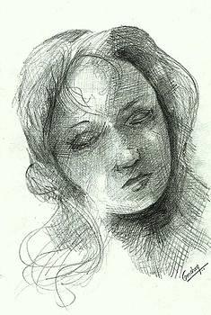 Pencil Sketch by Mohan Kumar