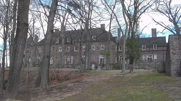 Penn Manor by Theodore Johnson