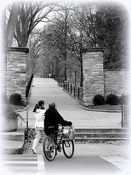 Penn State University Transportation by Mary Beth Landis