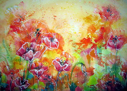 Pennys for Poppies by Cheryl Ehlers