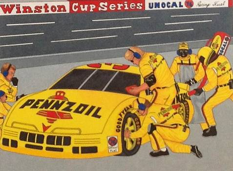 Pennzoil by Rodney Sterling
