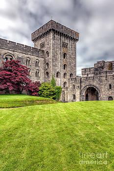 Adrian Evans - Castle Grounds