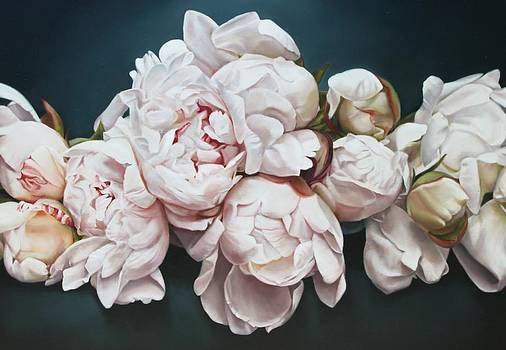 Peonies 3 by Thomas Darnell