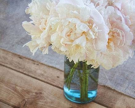 Peony I by Mary Hershberger