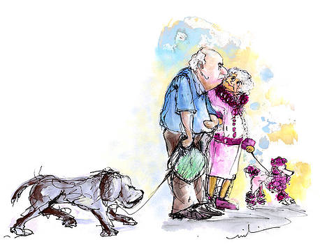 Miki De Goodaboom - People and Their Dogs 02