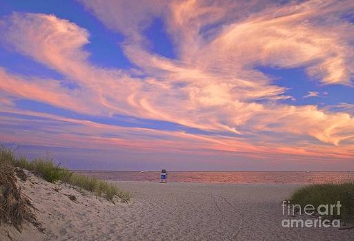 Perfect Ending to Summer on Cape Cod by Amazing Jules
