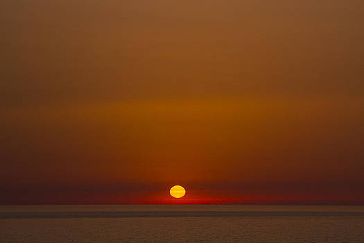 Perfect Sunset by Luca Diana