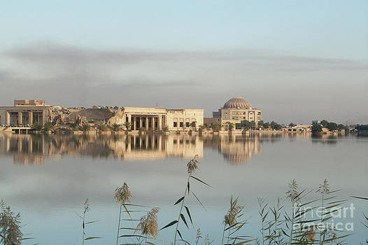 Perfume Palace Iraq by Andrew Romer