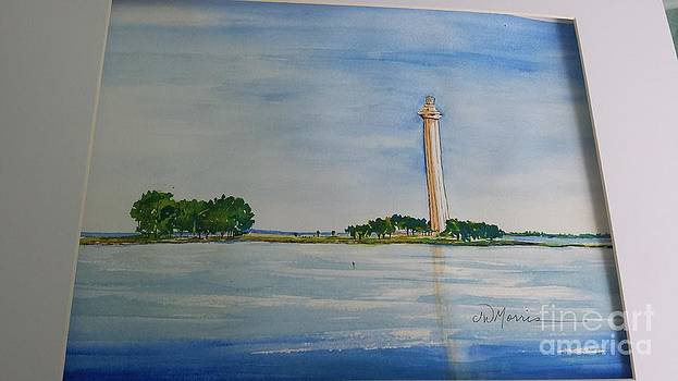 Perry's Monument by Jill Morris