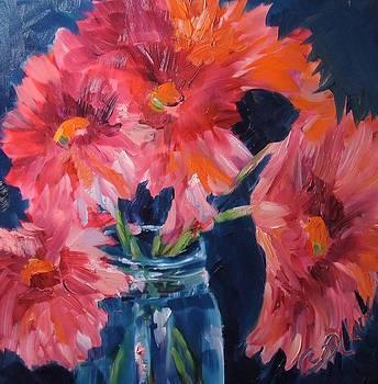 Petal Pink by Donna Pierce-Clark