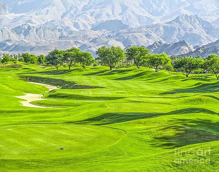 PGA West Stadium Course by L J Oakes