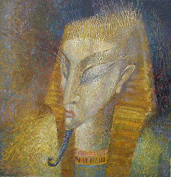 Pharaoh by Valentina Kondrashova
