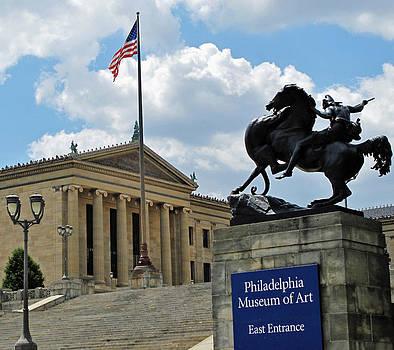 Ian  MacDonald - Philadelphia Museum of Art
