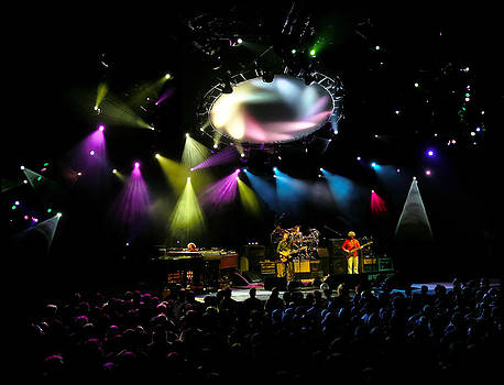 Phish at Alpine Valley by Shawn Everhart