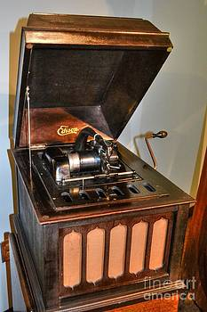 Phonograph by Timothy Lowry