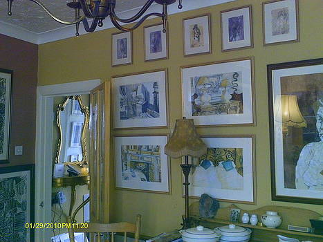 Photo of my dining room by Wendy Head