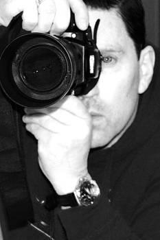 Photographer Self Portrait  by Brad Fuller