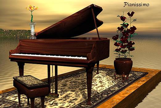 Pianissimo by Mark L Watson