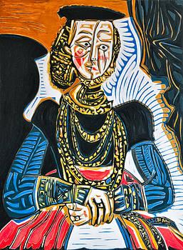 Picasso2 By Varvara by Varvara Stylidou