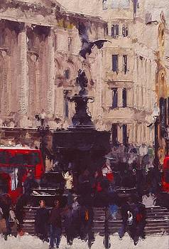 Stefan Kuhn - piccadilly circus