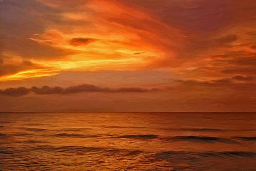 Picketts Harbor Sunset by Michael Pickett