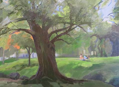 Picnic in the Park by Terri Messinger