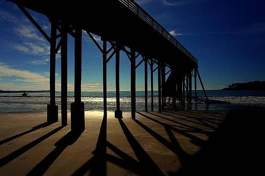 Pier by Jennifer Lawrence