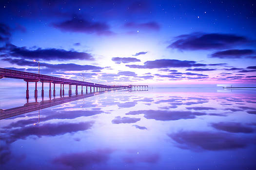 Pier to Heaven by Robbie Snider