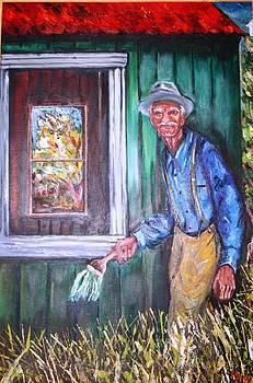 Piet Painter by Meyer Van Rensburg