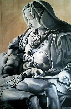 Pieta by Christine Maeda
