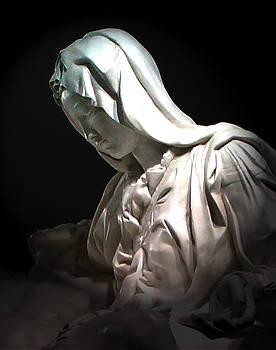 Pieta spotlight by Christine Maeda