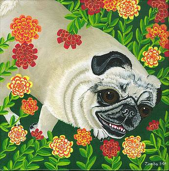 Pig the Pug by Lori Ziemba