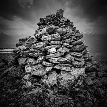 Pile of Stones by Bjoern Kindler