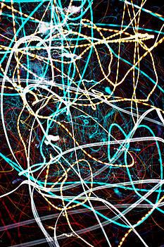Pilgimage of Lights 2 by Joel Loftus