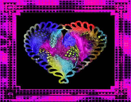 Cindy Nunn - Pin Feather Valentine 10