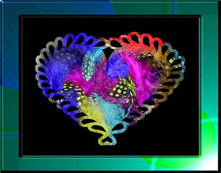 Cindy Nunn - Pin Feather Valentine 11