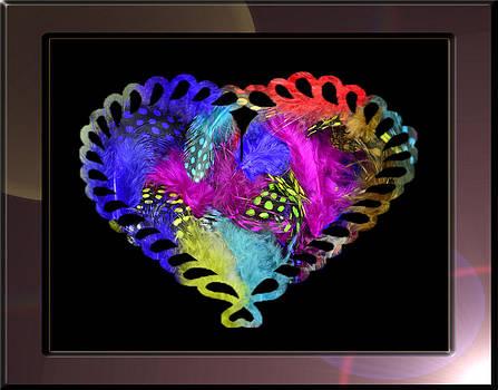Cindy Nunn - Pin Feather Valentine 12