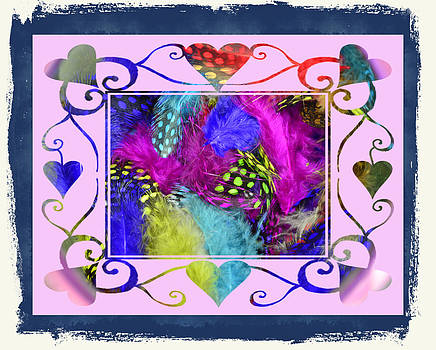 Cindy Nunn - Pin Feather Valentine 4