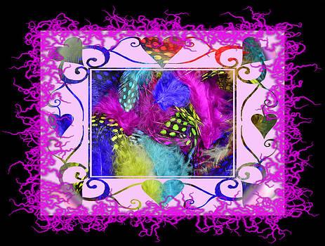 Cindy Nunn - Pin Feather Valentine 5