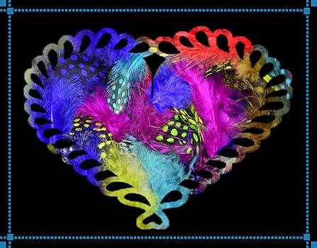 Cindy Nunn - Pin Feather Valentine 7
